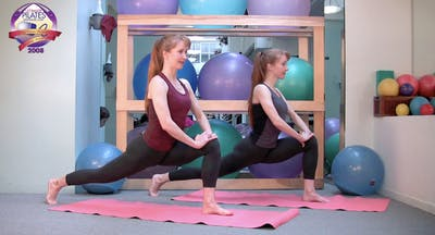 Instant Access to Post Workout Stretch Sequence by Pilates on Fifth, powered by Intelivideo