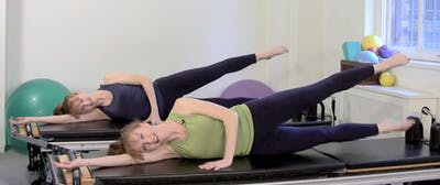 Technique & Fundamentals - 1 30 minute workout by Pilates on Fifth
