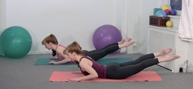 Strong, Svelte & Savvy! Back and Butt Toning by Pilates on Fifth