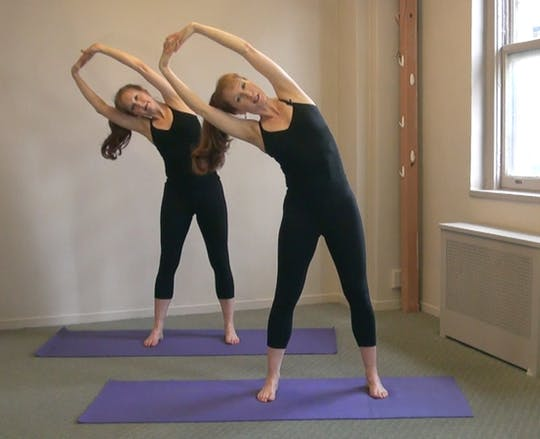Instant Access to Total Body Tune Up by Pilates on Fifth, powered by Intelivideo