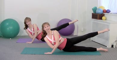 Corps Physique Level 3  by Pilates on Fifth