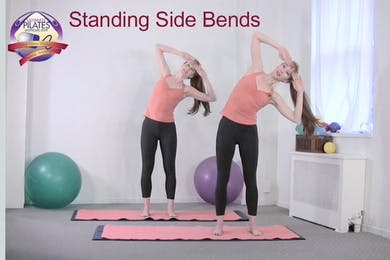 Burn That Muffin Top or Lose That Spare Tire Workout by Pilates on Fifth