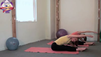 Instant Access to Pilates and Stretch Level 3 by Pilates on Fifth, powered by Intelivideo