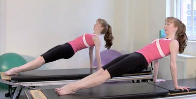Instant Access to Power & Precision 1: 30 minutes  by Pilates on Fifth, powered by Intelivideo