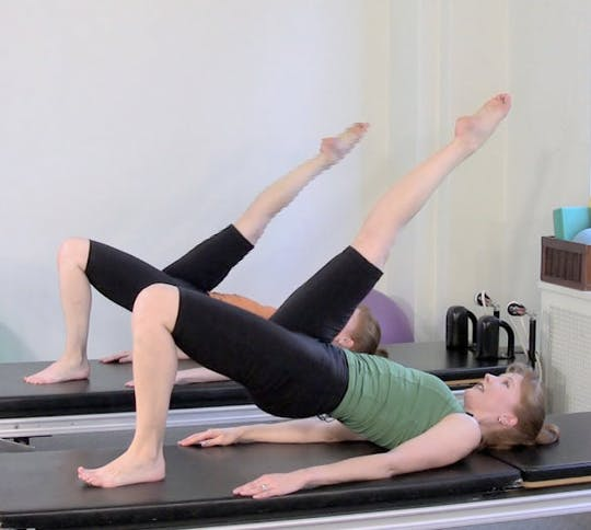 Instant Access to Power & Precision 2: 45 minutes  by Pilates on Fifth, powered by Intelivideo