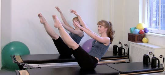 Instant Access to Strength & Challenge 2: 41 minutes by Pilates on Fifth, powered by Intelivideo