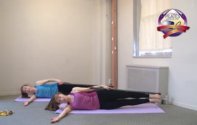 Body Bar Workout for the Pelvic Floor by Pilates on Fifth