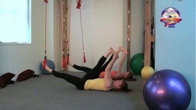 Pilates Suspension and Ring Training Fundamentals and Flow 1 by Pilates on Fifth