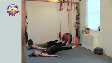 Pilates Suspension and Ring Training Fierce Fundamentals by Pilates on Fifth