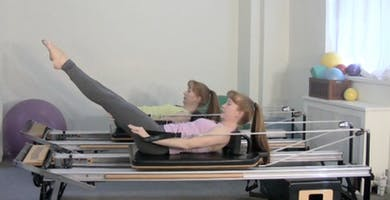 Reformer Wrkt Blder: Abs & Core A by Pilates on Fifth