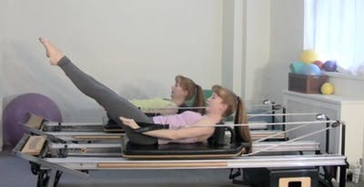 Instant Access to Reformer Wrkt Blder: Abs & Core A by Pilates on Fifth, powered by Intelivideo