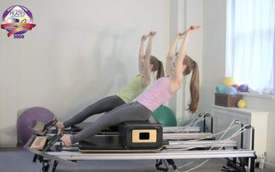 Reformer Wrkt Blder: Abs & Core B by Pilates on Fifth