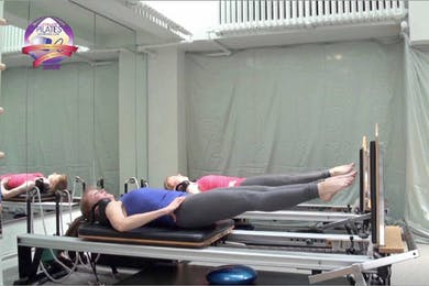 CARDIOLATES Reformer Jumpboard Workout 1 by Pilates on Fifth