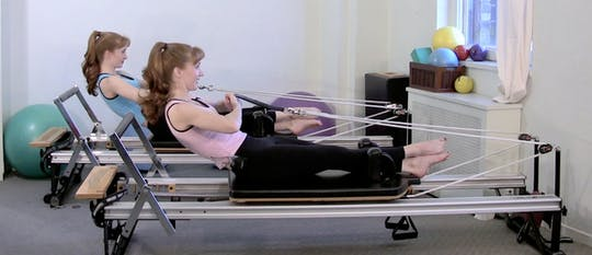 Instant Access to Reformer Total Body Toning by Pilates on Fifth, powered by Intelivideo