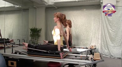 Tone It! Reformer Workout by Pilates on Fifth