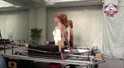 Instant Access to Tone It! Reformer Workout by Pilates on Fifth, powered by Intelivideo