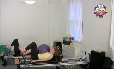 Dancers Reformer Workout by Pilates on Fifth
