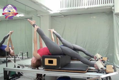 Reformer Stretch Workout 1 by Pilates on Fifth