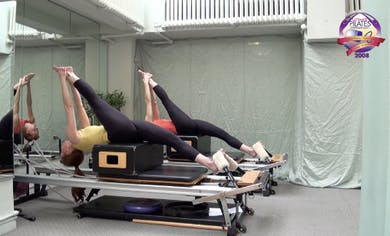 Short 'n' Sweet but INTENSE stretch sequence (aka Workout Builder STRETCH D) by Pilates on Fifth