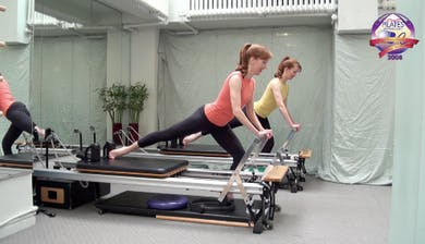 Short 'n' Sweet Lower Body Intensive (aka Workout Builder Legs and Buttsky C) by Pilates on Fifth