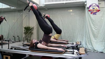Instant Access to Chisel It! Reformer Workout by Pilates on Fifth, powered by Intelivideo