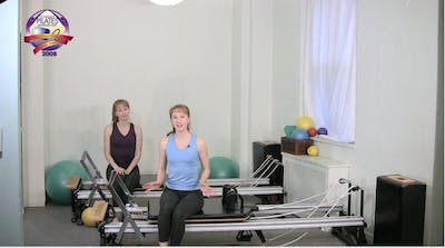 Instant Access to Corps Physique: Gym Rat Reformer Workout by Pilates on Fifth, powered by Intelivideo