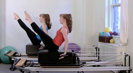 Instant Access to Strengthen and Define: Adv Reformer by Pilates on Fifth, powered by Intelivideo