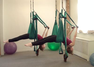 SilkSuspension Total Body Flow by Pilates on Fifth
