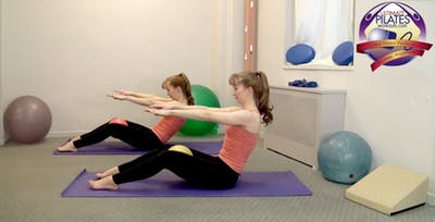 Instant Access to Pelvic Floor/ Pre-Natal/ Post-Partum/ Small Ball Workout by Pilates on Fifth, powered by Intelivideo