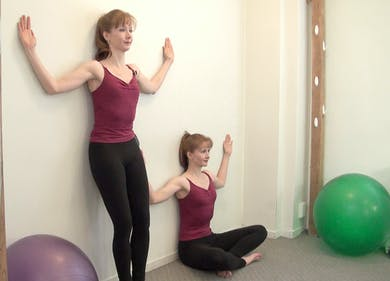 Free Your Neck Workout by Pilates on Fifth