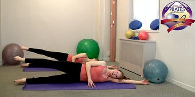 Instant Access to Pelvic Floor/ Pre-Natal/ Post-Partum/ Lower Back Care Workout by Pilates on Fifth, powered by Intelivideo