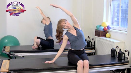 Instant Access to Morning Low Back Care Workout  by Pilates on Fifth, powered by Intelivideo