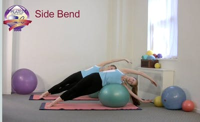 Pilates Core Blast on the Ball by Pilates on Fifth