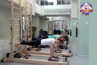 Cardio CoreAlign Workout by Pilates on Fifth