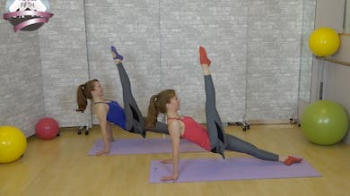 Conditioning for Cardio Kick Line by Pilates on Fifth