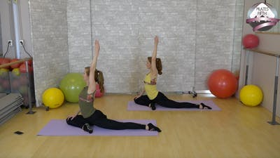 Instant Access to Antidote to Sitting Workout by Pilates on Fifth, powered by Intelivideo