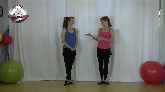 Instant Access to Ballerina Arms and Back by Pilates on Fifth, powered by Intelivideo