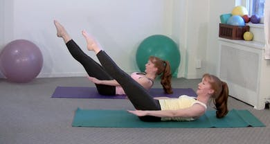 Strong, Svelte & Savvy: Flat Abs in 15! by Pilates on Fifth