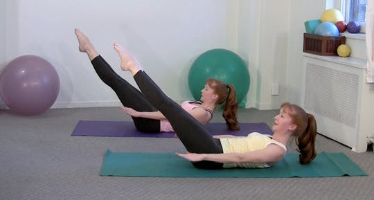 Instant Access to Strong, Svelte & Savvy: Flat Abs in 15! by Pilates on Fifth, powered by Intelivideo