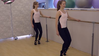 Pilates Barre Fusion High Heel Workout by Pilates on Fifth
