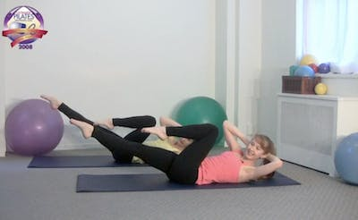 Mat Workout Builder: Abs & Core B by Pilates on Fifth