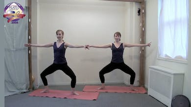 CARDIOLATES(r) Barre Workout for a Dancer's Body by Pilates on Fifth