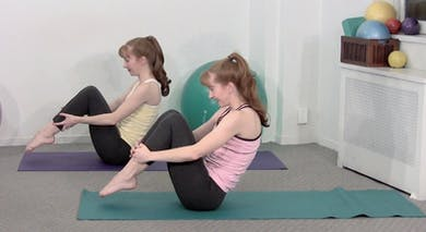 Strong, Svelte and Savvy! Gentle Ab Workout by Pilates on Fifth