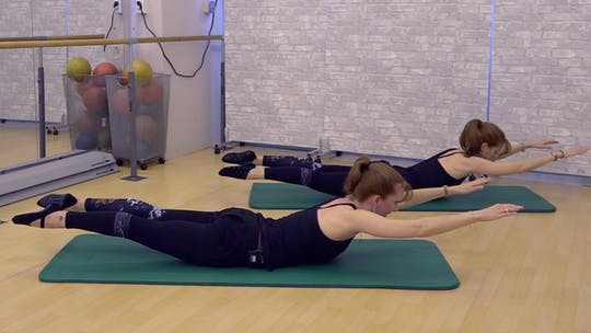 Instant Access to Lean in 13 Abs and Back Workout by Pilates on Fifth, powered by Intelivideo
