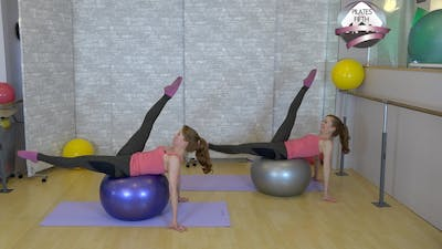 Instant Access to Abba Dabba Doo by Pilates on Fifth, powered by Intelivideo