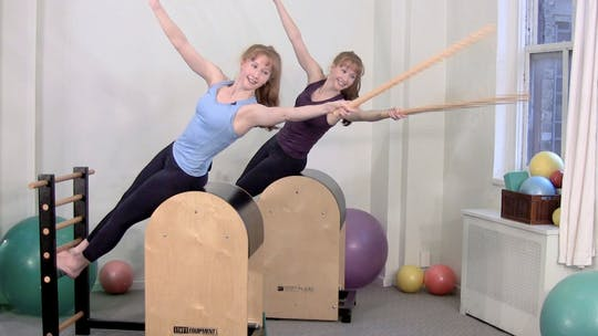 Ladder Barrel by Pilates on Fifth