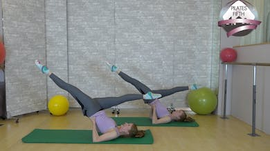 Advanced Pilates Athletic Aesthetics by Pilates on Fifth