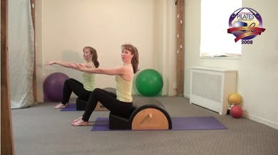 Spine Corrector Rotisserie Workout by Pilates on Fifth