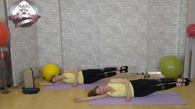 Pilates for Absolute Beginners (or Recovery Day!) by Pilates on Fifth