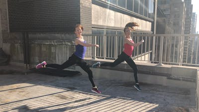 Pilates for Runners by Pilates on Fifth